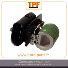 APPAREIL DE COMMANDE CHAUFFAGE VENTILATION FIAT GRANDE PUNTO