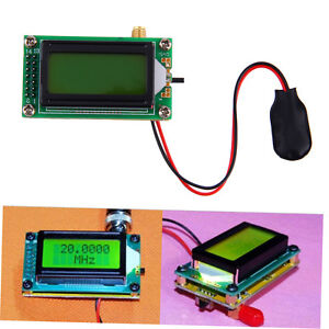 High-Accuracy-1-500-MHz-Frequency-Counter-Tester-Measurement-Meter-NEW-G