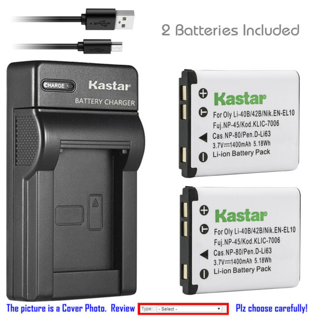 Touch Mini CARGADOR PARA Kodak EasyShare M883