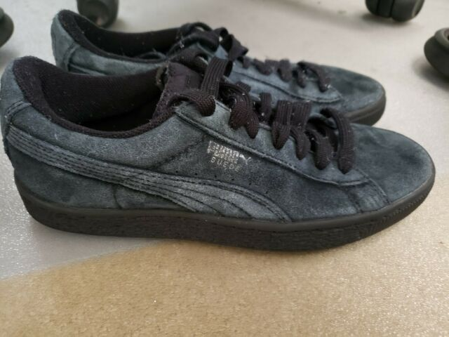 6ef9b79b PUMA Suede Classic + LFS Men's Sneakers Black Size 6