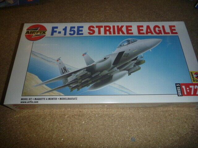 AIRFIX F-15E STRIKE EAGLE MODEL KIT 1 72