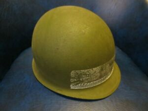 US-Army-M1-Helmet-amp-Liner-Swivel-Bale-Rear-Seam