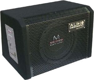 Audio-System-M-08-ACTIVE-20cm-Gehaeuse-Subwoofer-Monoamplifier