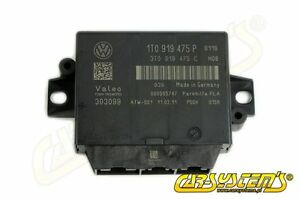VW-Steuergerat-Einpakrhilfe-PDC-PLA-1-5-OPS-Golf-Passat-1T0919475P-1T0919475