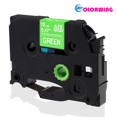 TZe231 12mm Laminated Label Tape Compatible Brother P Touch PT-D210 D400 D600