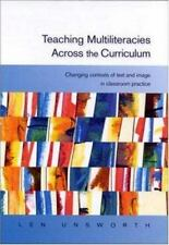 Teaching Multiliteracies Across the Curriculum: Changing Contexts of Text and I