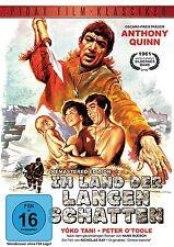 Im Land der langen Schatten - DVD Abenteuer Film Anthony Quinn Pidax Neu Ovp