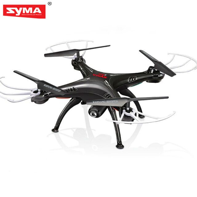 Syma X5SW-V3 RC Drone 2.4Ghz 4CH Quadcopter FPV Headless Mode w HD Wifi Camera