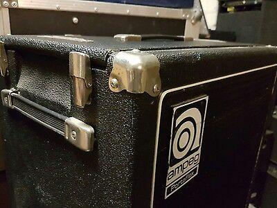 80's Ampeg Portaflex Bass Combo Amp - Made In Usa - Ev Speaker