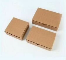 Paper Cardboard Boxes For Shipping Packaging Item Protections 10pcslot Supplies