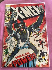X-Men 56 Marvel What Is The Power Living Monolith   eBay