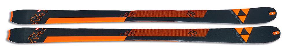 Sci Ski Alpinismo Touring Touring Alpinismo FISCHER TRANSALP 82 solo sci - only ski 2019 30fb5e