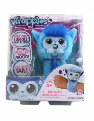 ONE SUPPLIED Little Live Pets Wrapples Series 2 CHOICE OF CHARACTER