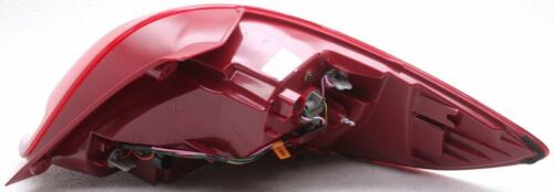 OEM Hyundai Veloster Left Driver Side Halogen Tail Lamp 92401-2V000
