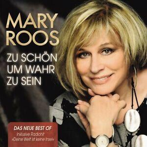 2-CD-Mary-Roos-Best-Of-Hits-Zu-Schoen-Um-Wahr-Zu-Sein-40-Titel-Mein-Sohn-Hamburg