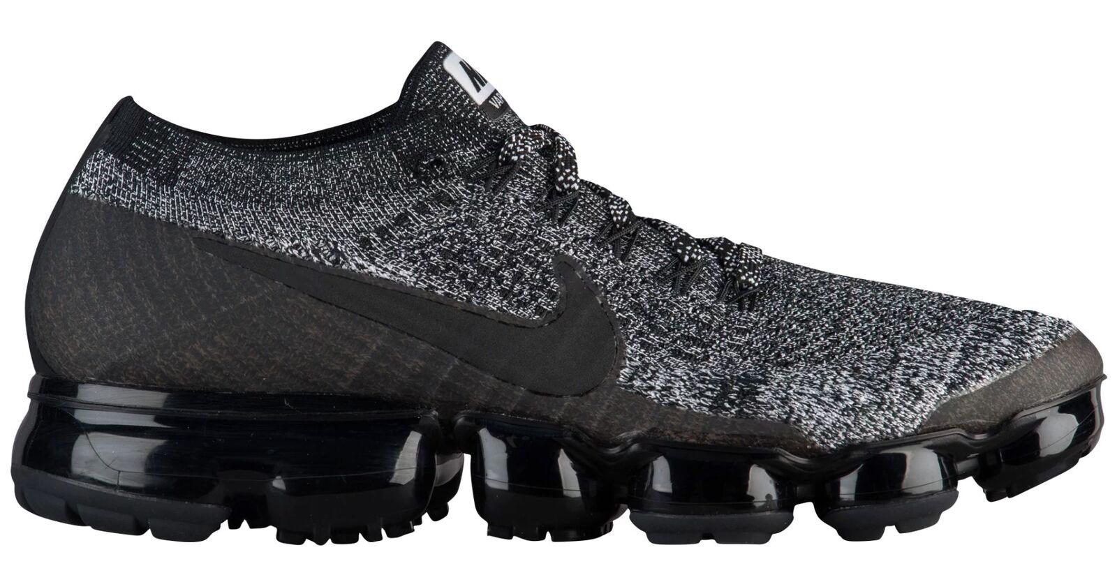 NIKE Womens Nike Air Vapormax Flyknit Running 849557-041 BLACK Size 10