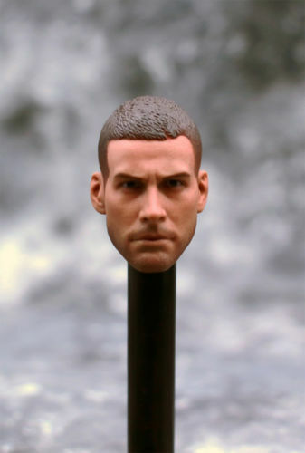 "1//6 Custom Jake Gyllenhaal Head Sculpt Male Figure Body for 12/"" Phicen Body A31"