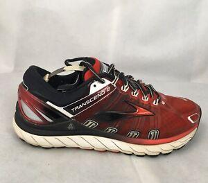 Black Running Shoes 110191D668 Sz 8