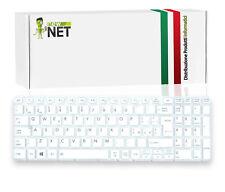 New Net Keyboards Tastiera Italiana Compatibile per Notebook Toshiba Satellite C55-A-152 C55-A-156 C55-A-157 C55-A-158 C55-A-159 C55-A-15C C55-A-15L C55-A-15P C55-A-15R C55-A-15W con Frame