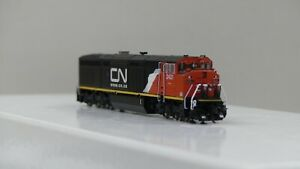 Rapido-540515-N-Scale-GE-DASH-8-40CM-CN-Website-CN-CA-2421-DCC-amp-Sound