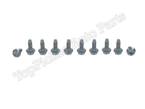 FOR 2000-2006 Tundra REAR BUMPER MOUNTING SCREWS BUMPER With Hitch Bar