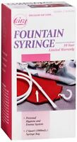 Cara Fountain Syringe Number 2 Economy 1 Each (pack Of 3) on sale