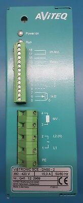 AVITEQ Vibtronic SCE-DN50-2    15A   380-420V