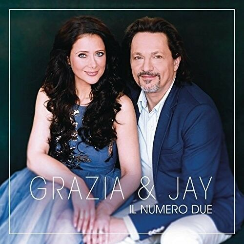 GRAZIA & JAY - IL NUMERO DUE   CD NEW!