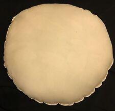 """Clay Tandoor Oven Pillow,Tandoori cushion Tandoor gaddi- apprx  11"""" With Handle"""