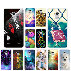 Soft-TPU-Case-For-ZTE-Blade-V7-Lite-Protective-Silicone-Back-Cover-Skins-Pets