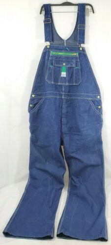Big Man's Original Liberty Blue Denim Bib Overalls