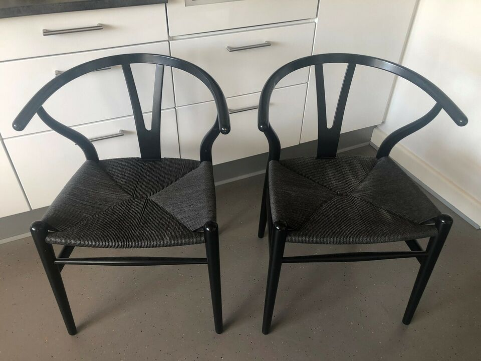 Hans J. Wegner, stol, CH24 Y stolen – dba.dk – Køb og Salg