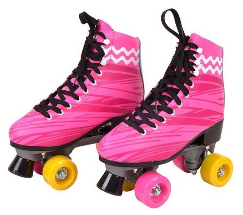 Inlineskating Rollschuhe Rollerskates für Kinder Skates Inliner Disco Skates Sport 35-39