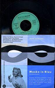 Maske-in-Blau-Fred-Raymond-Single