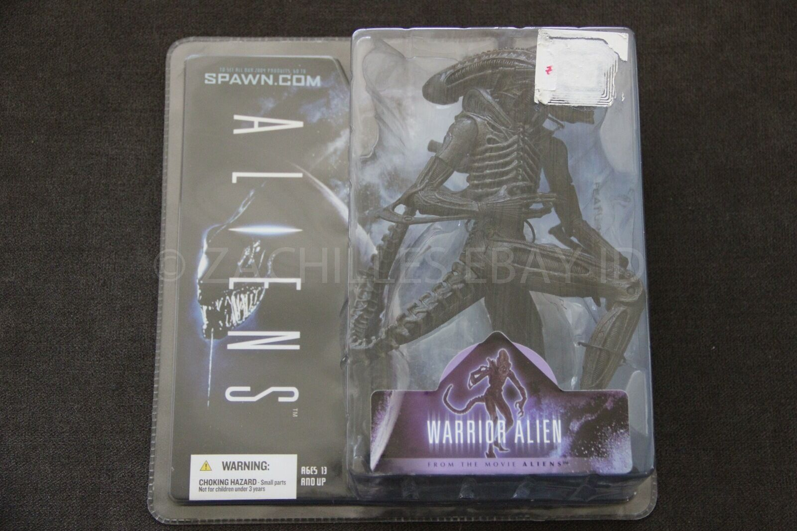 McFarlane Toys WARRIOR ALIEN 2004 version action action action figure from ALIENS c5f4d5