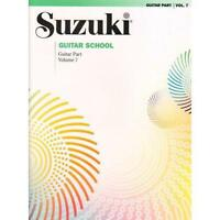 Suzuki Guitar School Volume 7 - Guitar Part - Book