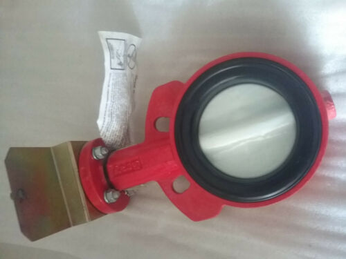 "BCH 0038 PRC,BRAY CONTROLS 2.5"" 8L15X Wafer Type 30 Butterfly Valve Coated Disc"