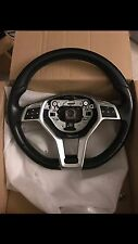 Mercedes-Benz OEM Steering Wheel Leather