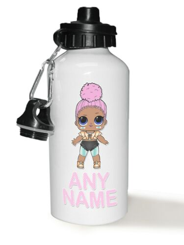 Personalised LOL Surprise! Bottle Athletic Club Lunch Bag Gym Bag Apron