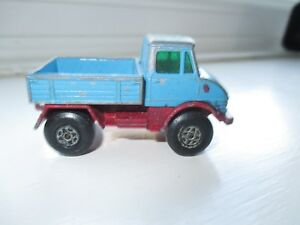 MATCH-BOX-UNIMOG-DIECAST-MODEL