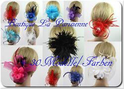 Mini Hut Fascinator Minihut Burlesque Gothic Haarspange/Brosche Kopfschmuck