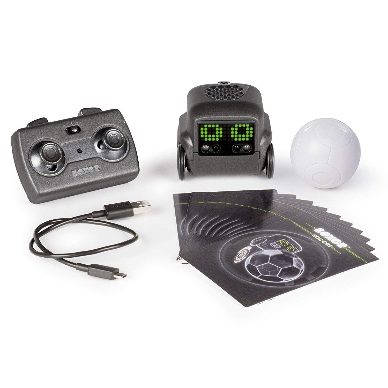 Boxer R C Remote Control Interactive Robot Buddy