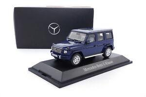 B66960808-Norev-Mercedes-G-Klasse-W463-Metallic-Blau-1-43