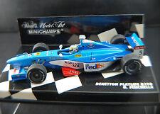 Minichamps 1//43 Benetton Playlife B198 Giancarlo Ferrari 1998 Diecast F1 coche
