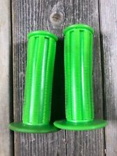 """VINTAGE BIKE BICYCLE MOPPED SCOOTER MX MOTORCYCLE WAFFLE GRIPS FEELERS 7//8"""" /& 1"""""""