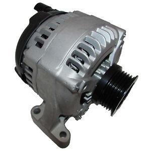 New 250amp High Output Alternator For Fiat 500 1 4l