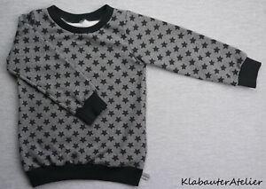 Hoodie Sweat Pullover Kapuze Handmade Jungen 68//74//80//86//92//98//104//110//116//122