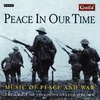 Music Of Peace And War von Choir Of Lincolns Choir Cambridge (1999)