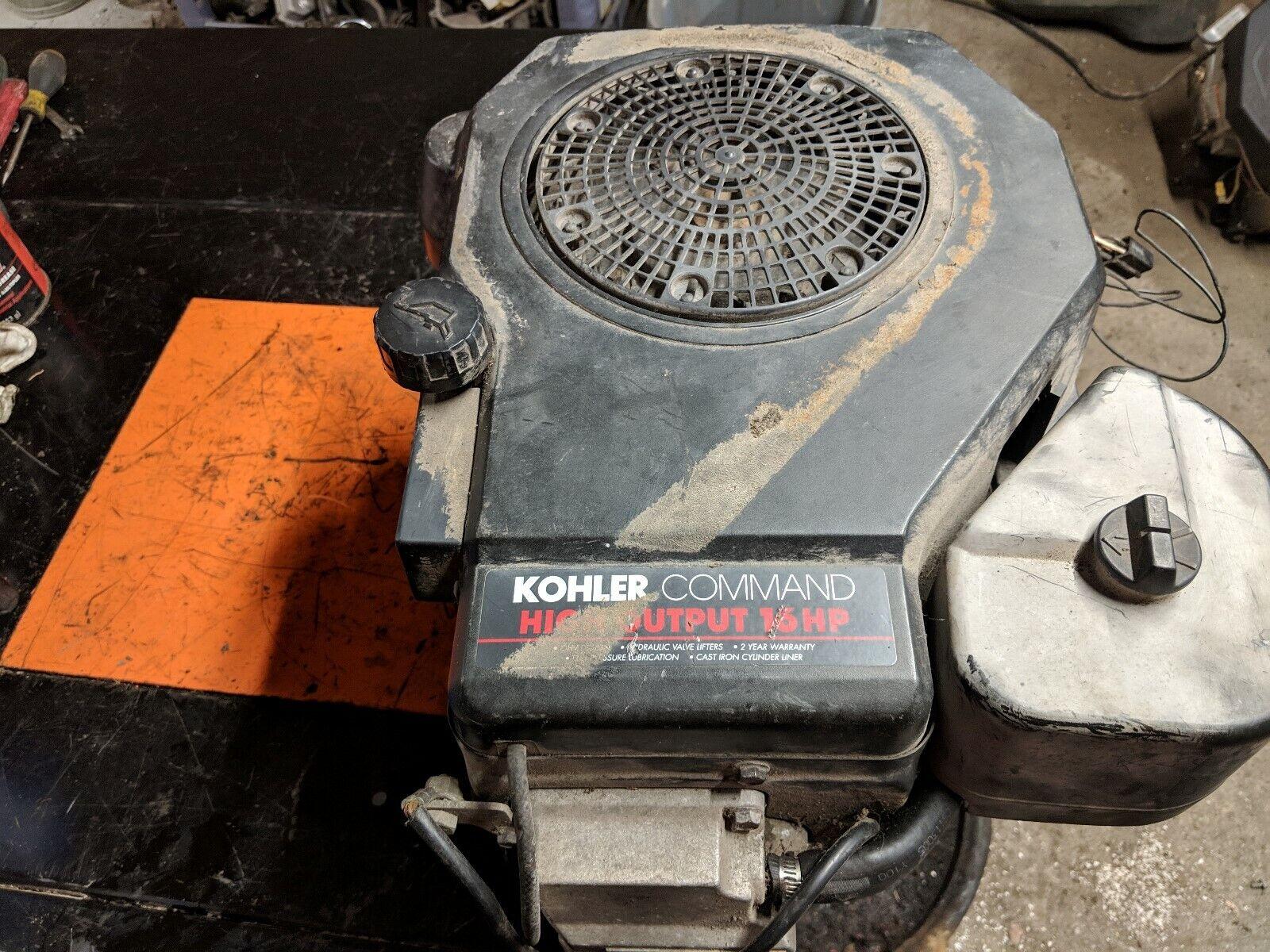 16 HP OHV kohler Command Pro CV16-43510 hydraulic valve lifters #25