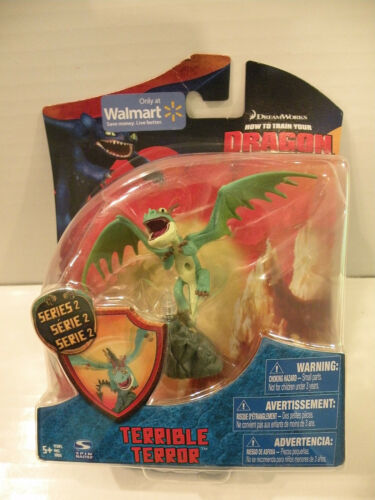 How to Train your Dragon TERRIBLE TERROR orginal package